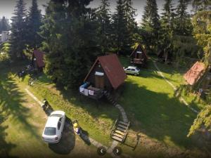 Ubytovanie v chatkách